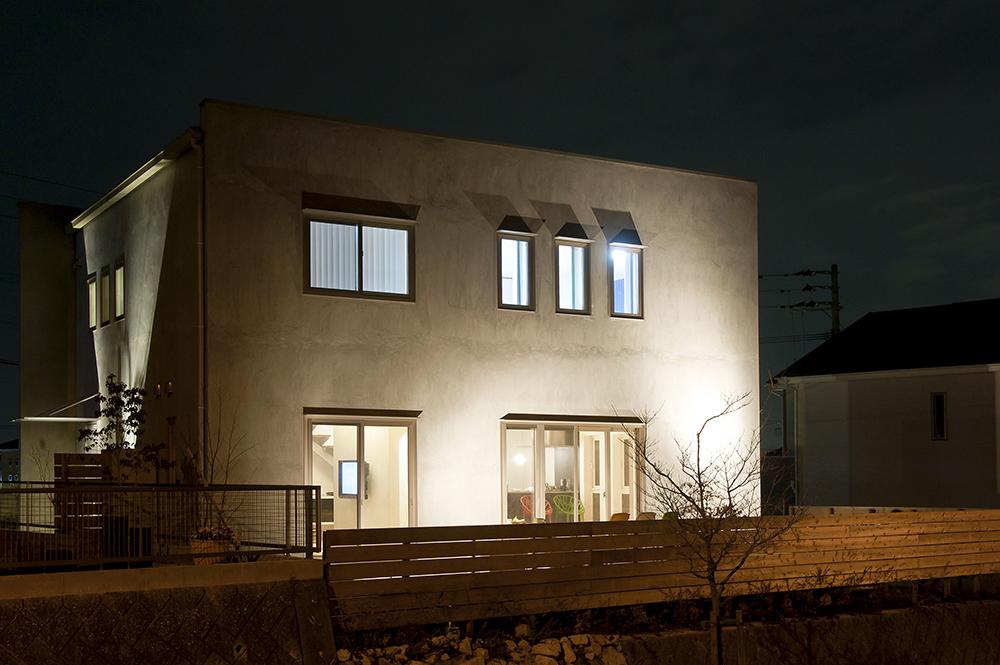 設計士の家01