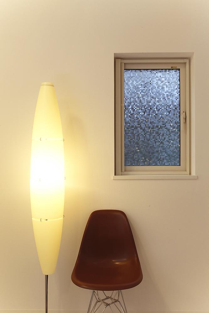 白を基調に明るい空間05