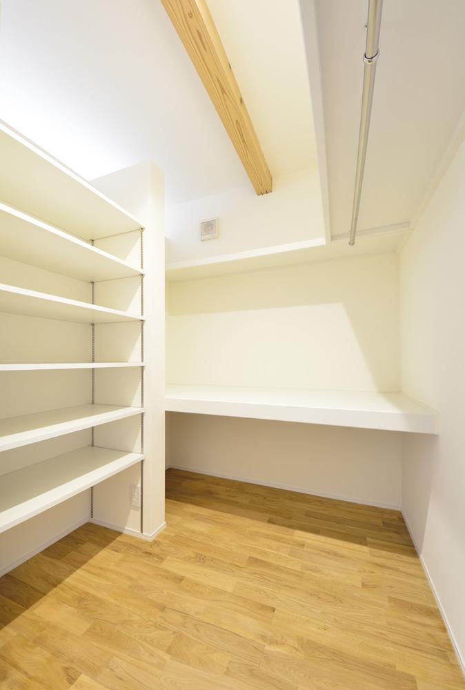 収納・機能性にこだわった注文住宅Simple Box(シンプルボックス)09
