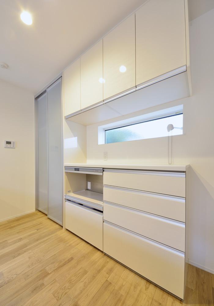 収納・機能性にこだわった注文住宅Simple Box(シンプルボックス)04