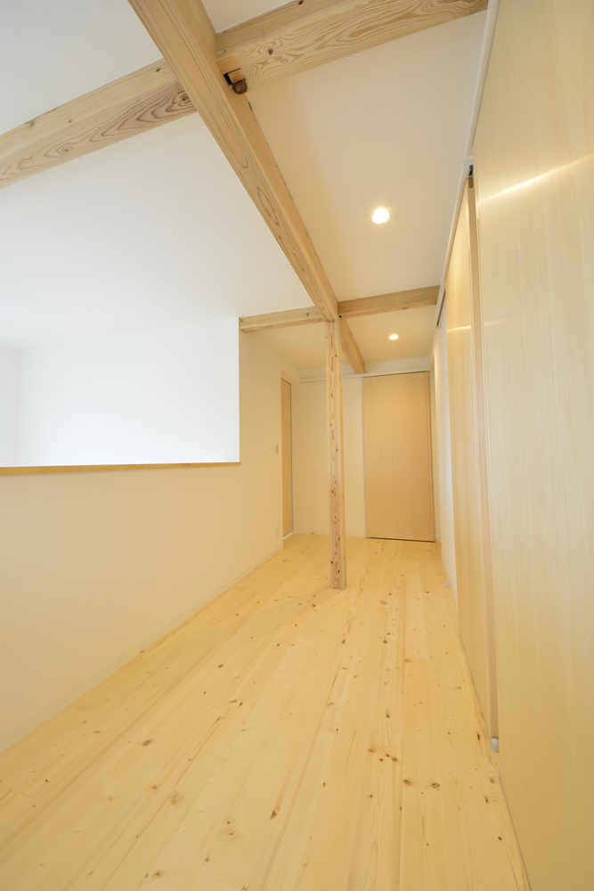 広いLDKに和室のある注文住宅Simple Box+Box(シンプルボックス)09