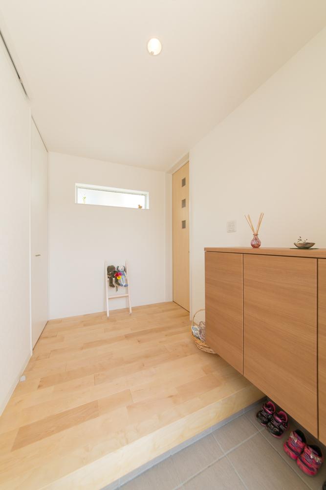 広いLDKに和室のある注文住宅Simple Box+Box(シンプルボックス)11