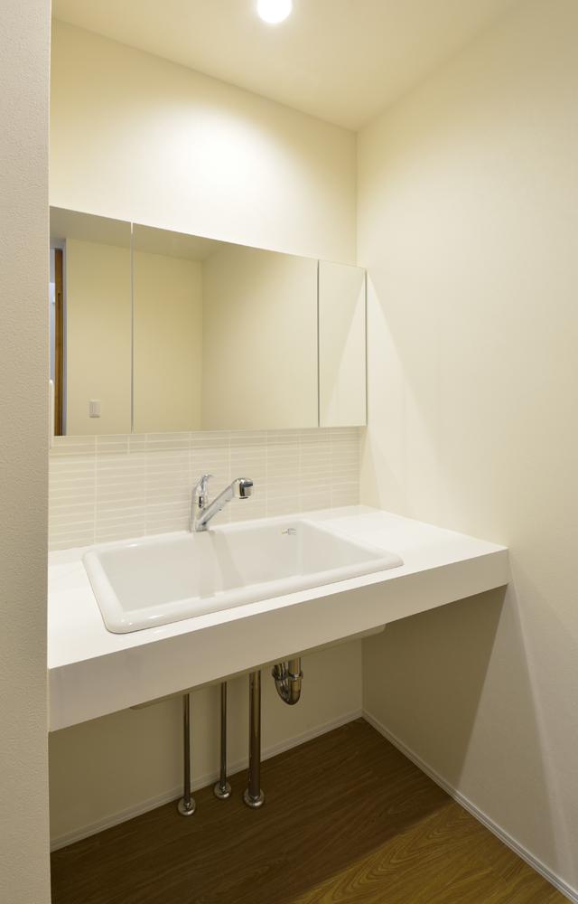 アトリエと2階リビングのある注文住宅Simple Box+Box(シンプルボックス)11