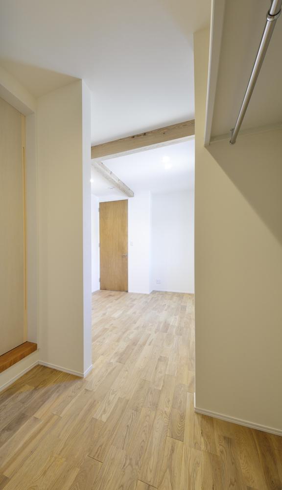 アトリエと2階リビングのある注文住宅Simple Box+Box(シンプルボックス)10