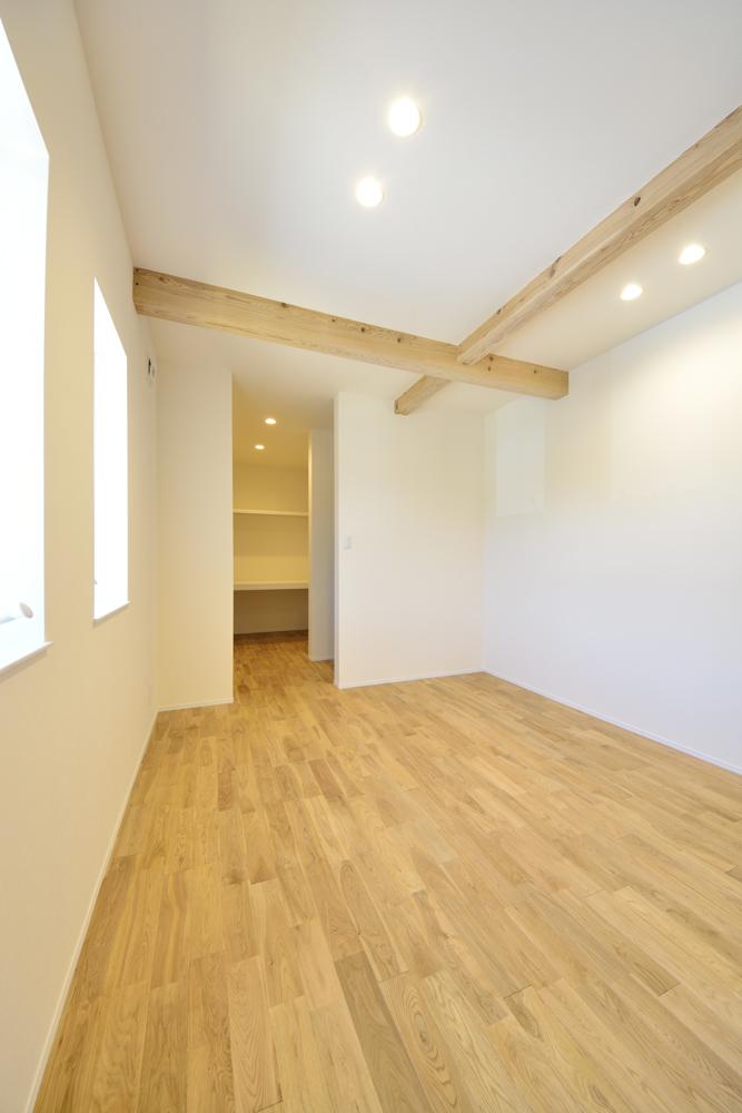 アトリエと2階リビングのある注文住宅Simple Box+Box(シンプルボックス)09