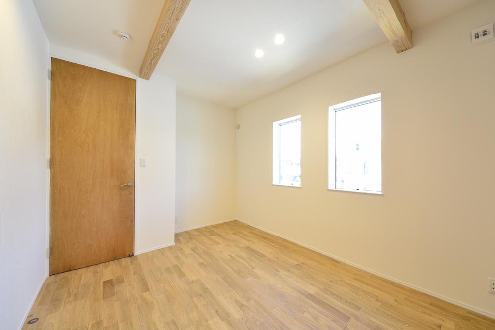 アトリエと2階リビングのある注文住宅Simple Box+Box(シンプルボックス)08