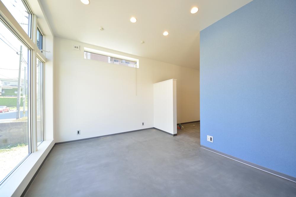 アトリエと2階リビングのある注文住宅Simple Box+Box(シンプルボックス)16