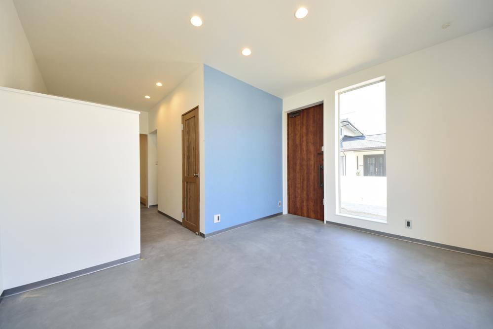 アトリエと2階リビングのある注文住宅Simple Box+Box(シンプルボックス)15