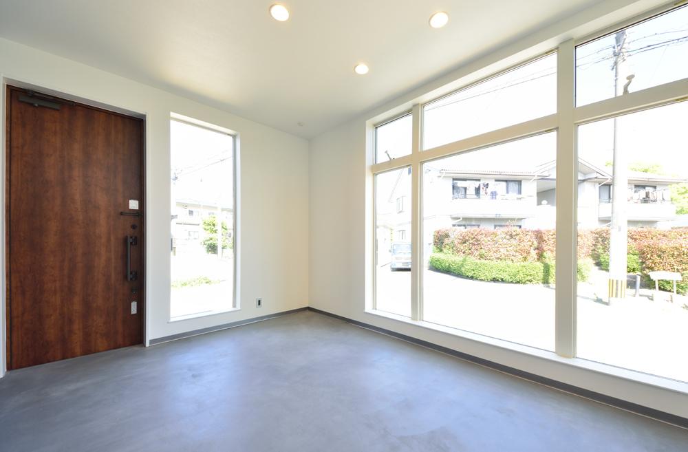 アトリエと2階リビングのある注文住宅Simple Box+Box(シンプルボックス)14