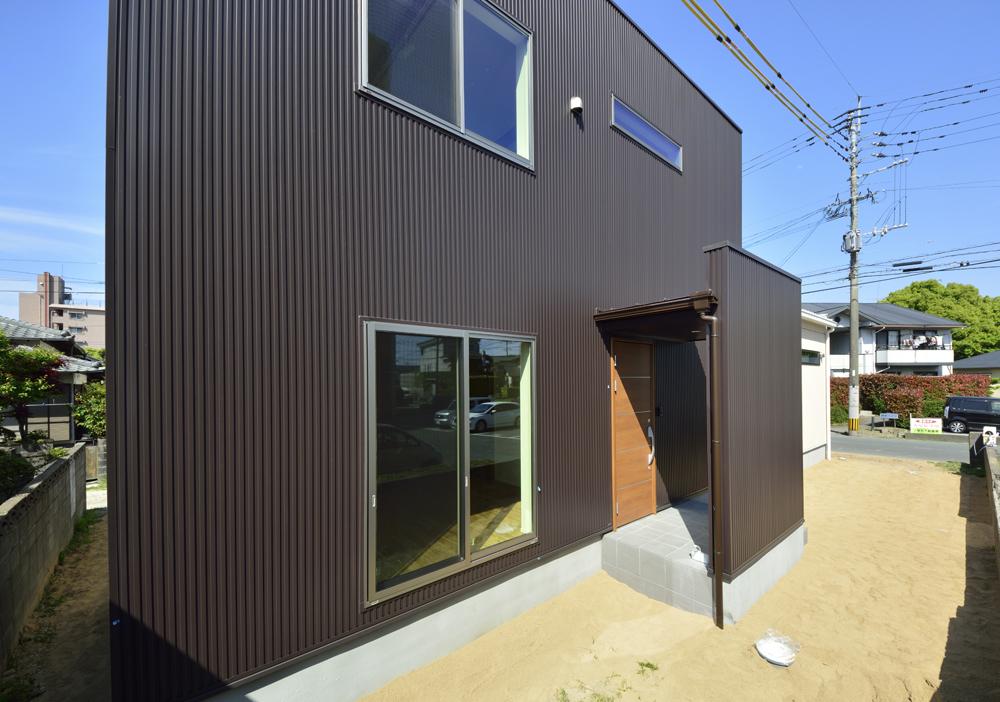 アトリエと2階リビングのある注文住宅Simple Box+Box(シンプルボックス)18