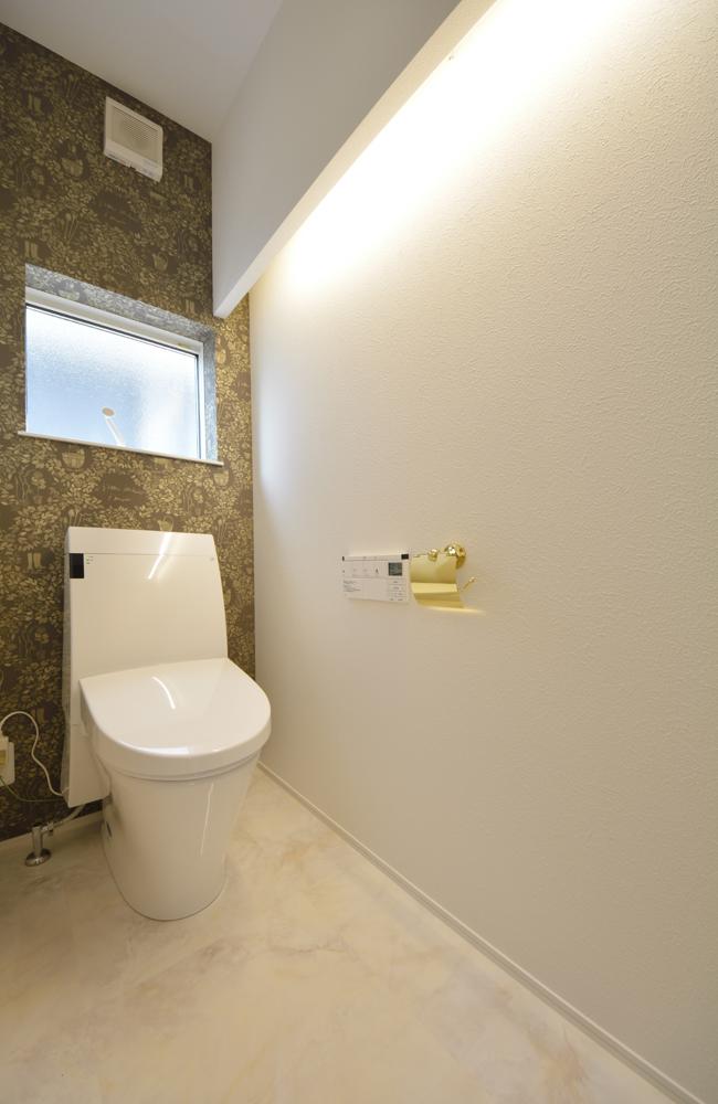 LDKに土間と和室がある注文住宅Simple Box14