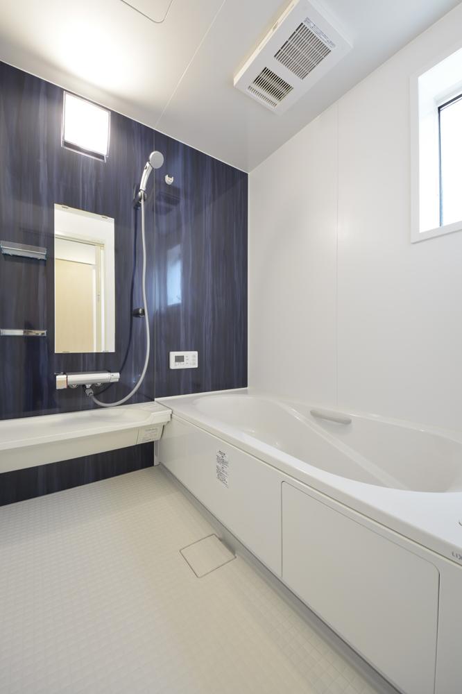 LDKに土間と和室がある注文住宅Simple Box15