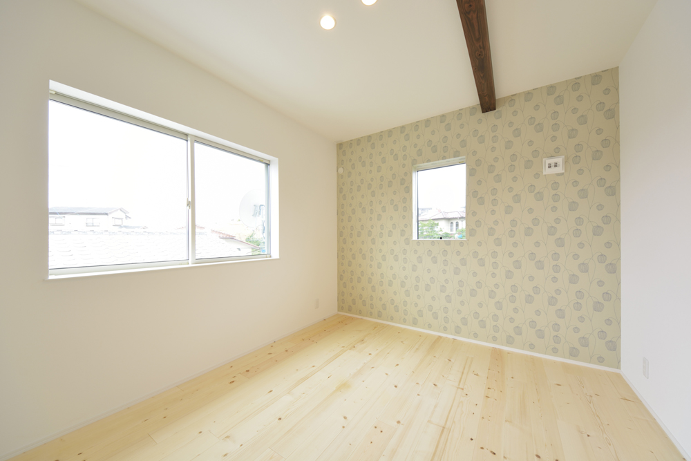 LDKに土間と和室がある注文住宅Simple Box10