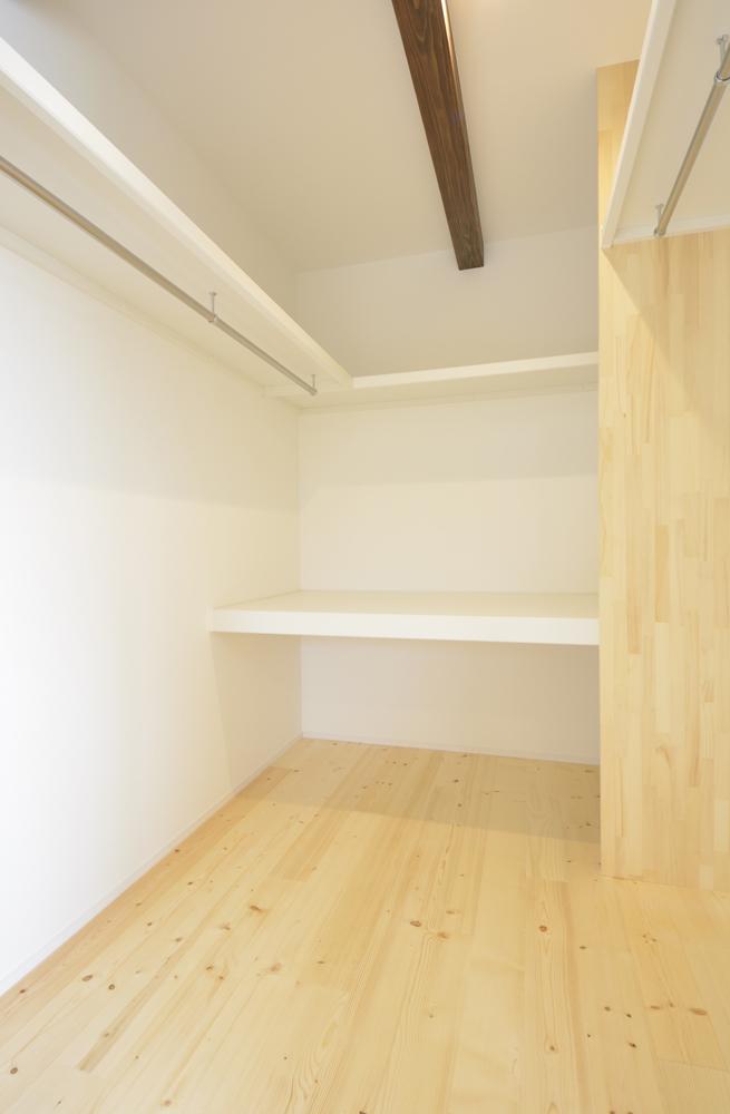 LDKに土間と和室がある注文住宅Simple Box12