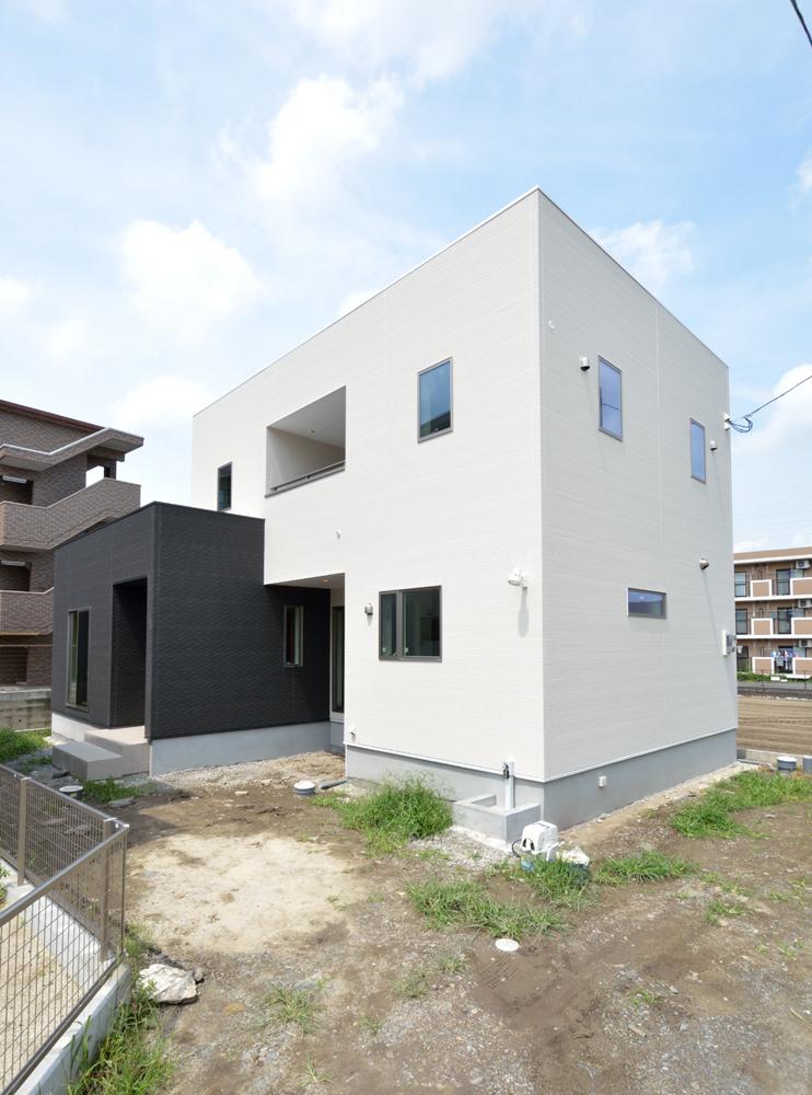外も中もオーダーメイドの注文住宅HARMONY01