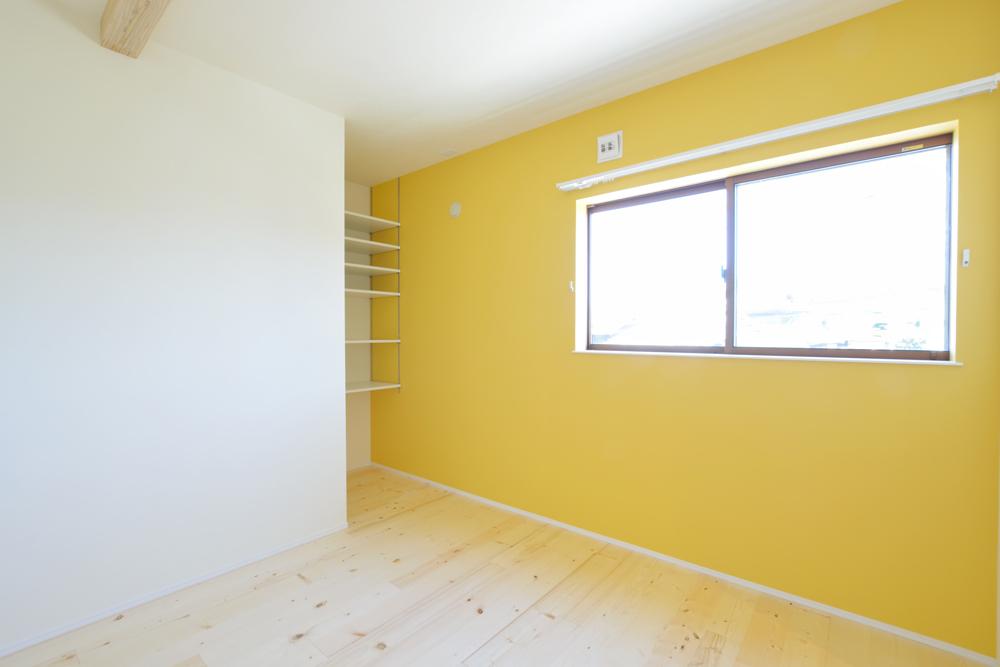 リビングと玄関をやさしく結ぶ、注文住宅Simple Box12