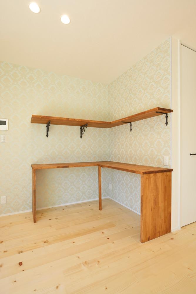 2方向から上がれる注文住宅 Simple Box02