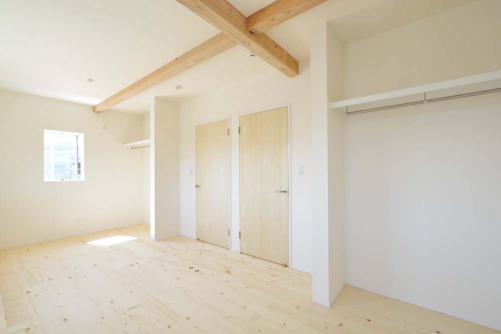 2方向から上がれる注文住宅 Simple Box13