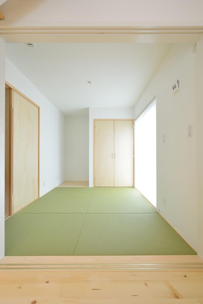 オーダーメイドの造作にこだわった注文住宅 Simple Box07