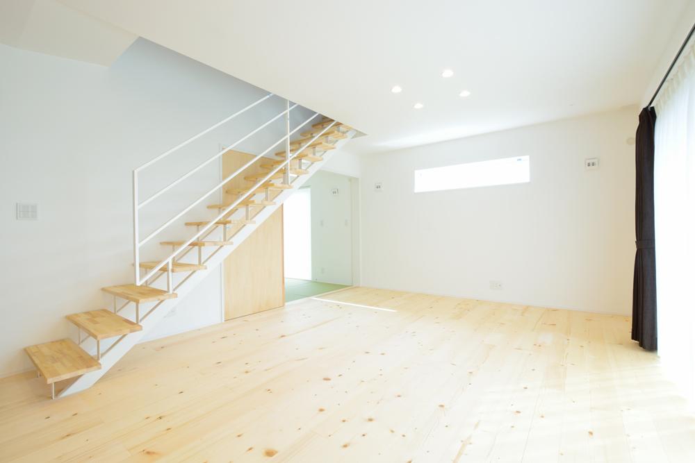 オーダーメイドの造作にこだわった注文住宅 Simple Box05