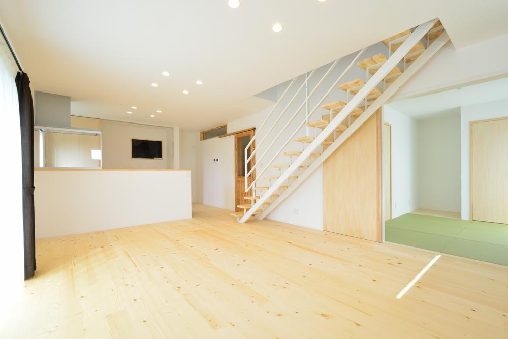 オーダーメイドの造作にこだわった注文住宅 Simple Box06