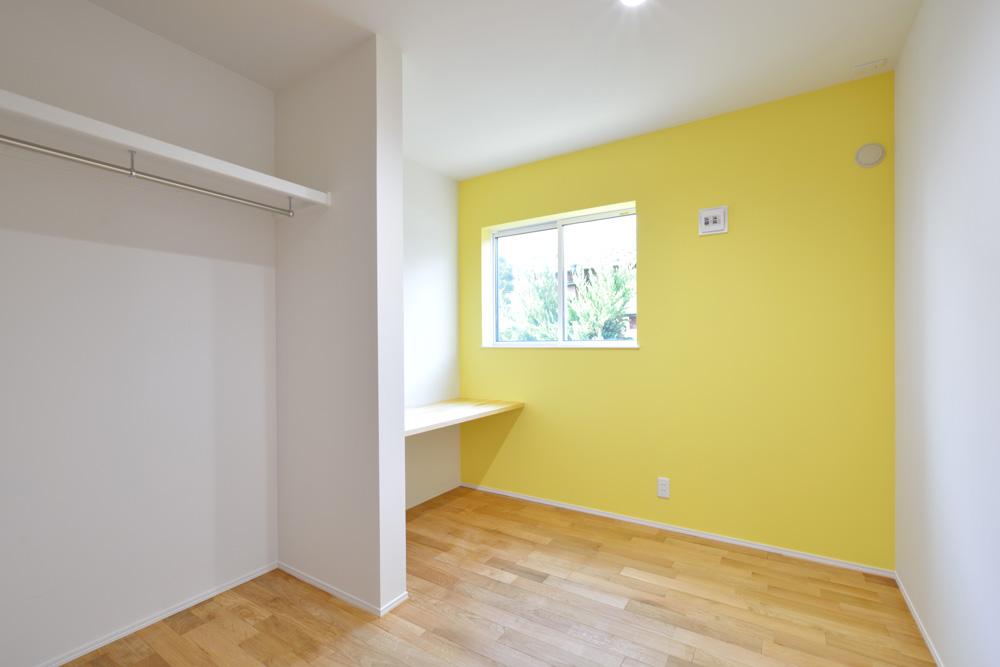本棚+階段のある平屋、注文住宅 HARMONY10