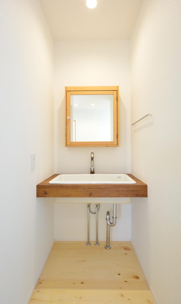 オーダーメイドの造作にこだわった注文住宅 Simple Box16