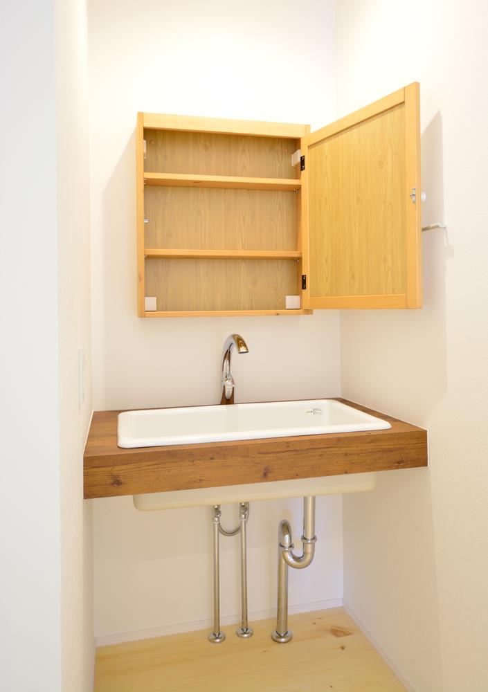 オーダーメイドの造作にこだわった注文住宅 Simple Box17