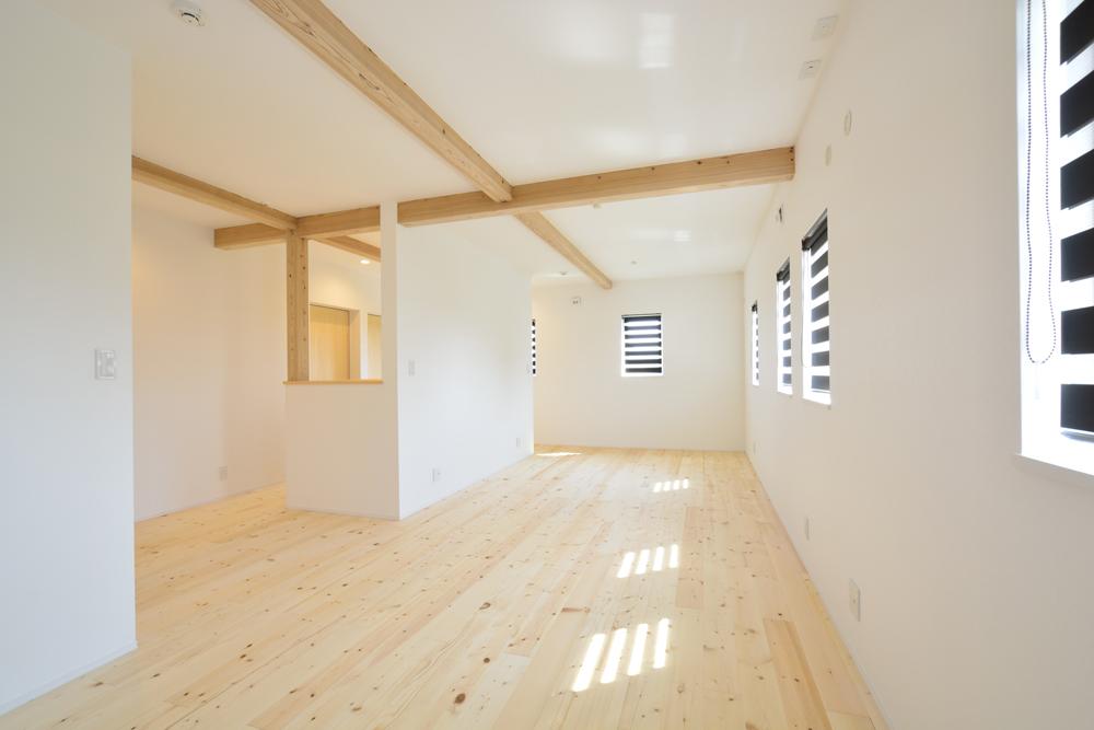 オーダーメイドの造作にこだわった注文住宅 Simple Box08