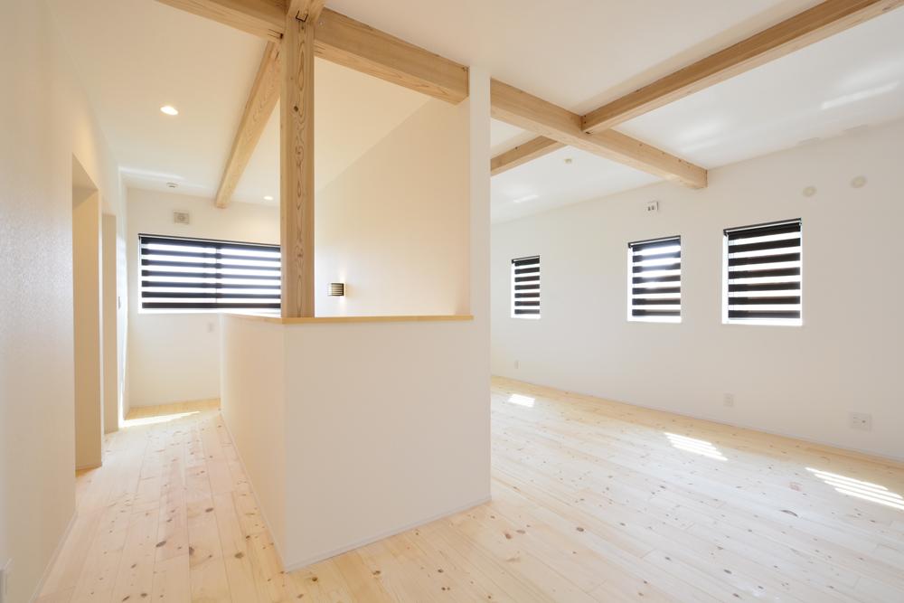 オーダーメイドの造作にこだわった注文住宅 Simple Box09
