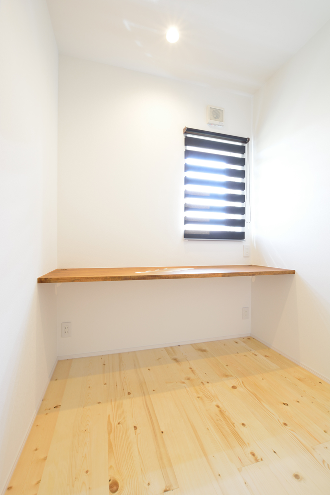 オーダーメイドの造作にこだわった注文住宅 Simple Box11