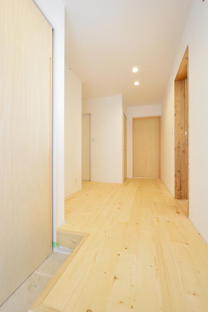 オーダーメイドの造作にこだわった注文住宅 Simple Box15