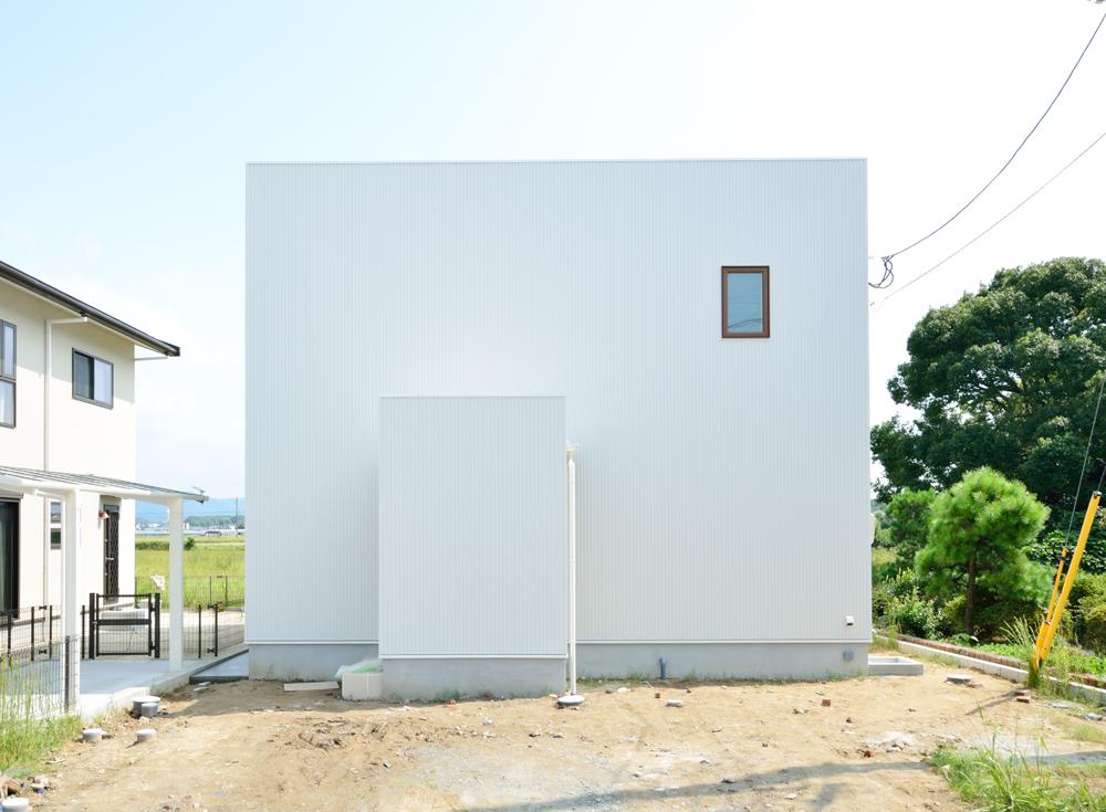 オーダーメイドの造作にこだわった注文住宅 Simple Box01
