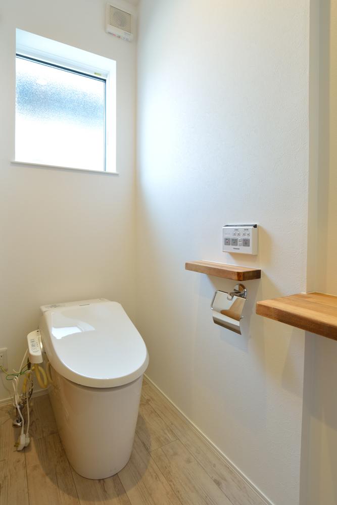 塗り壁をアクセントにした注文住宅 Simple Box+Box19