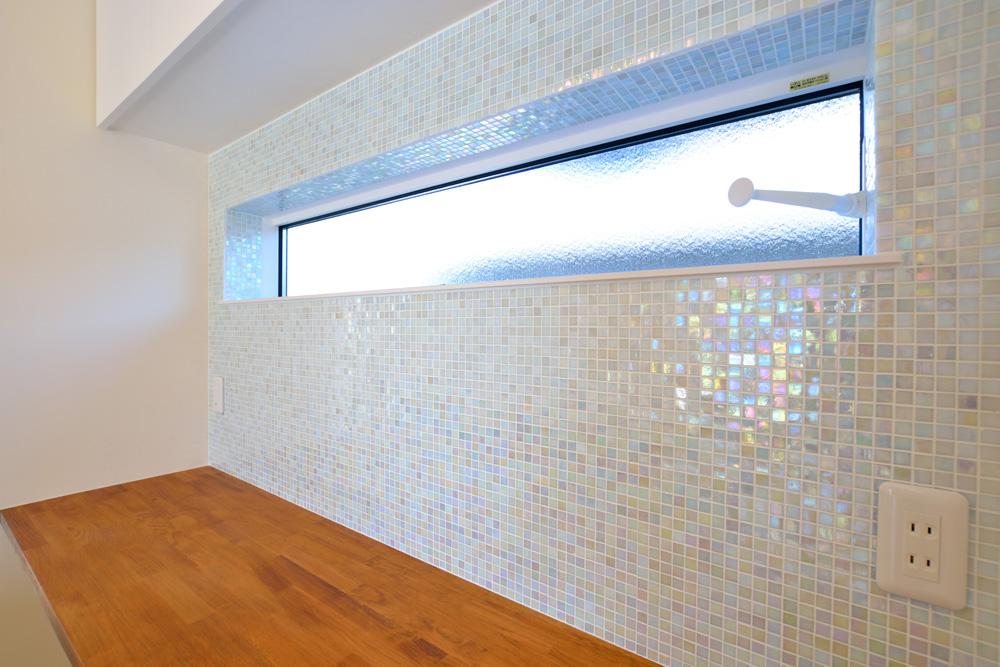 小上がりの和室と広いLDKのある完全オーダーメイドの注文住宅08