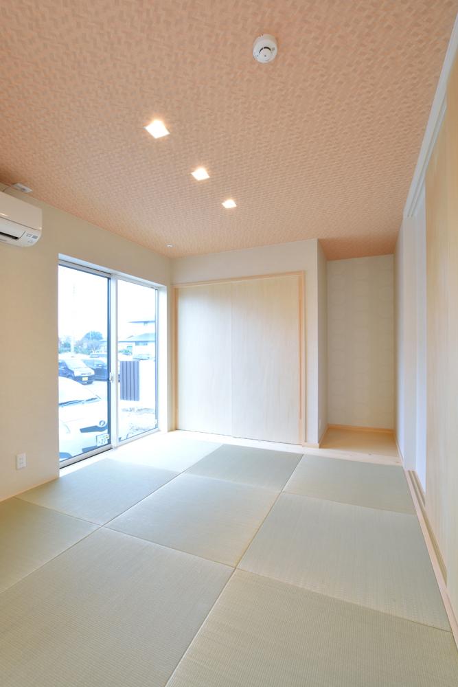 和室+LDK+吹き抜けの注文住宅HARMONY02