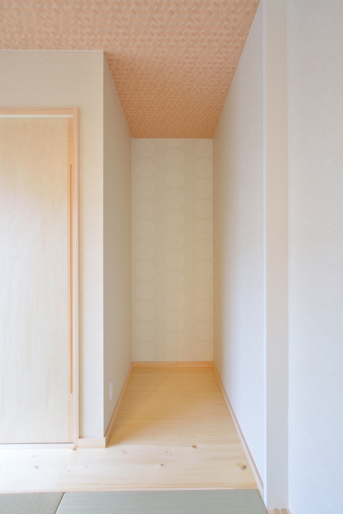 和室+LDK+吹き抜けの注文住宅HARMONY03