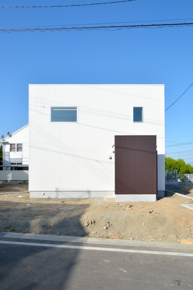 使い勝手もデザイン性も妥協しない注文住宅Simple Box01