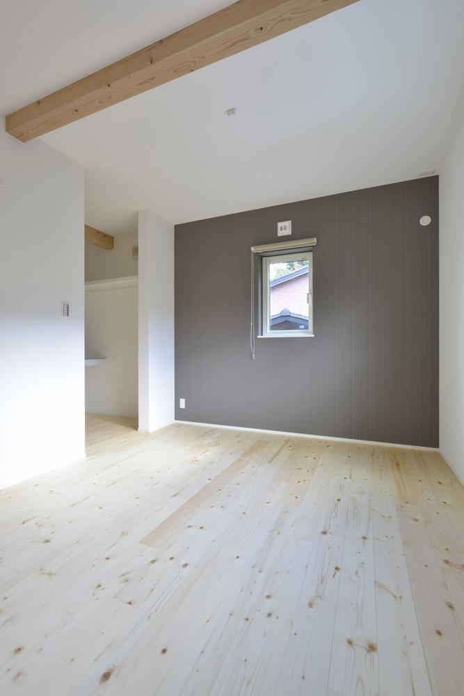 青と白の四角いお家、注文住宅Simple Box17