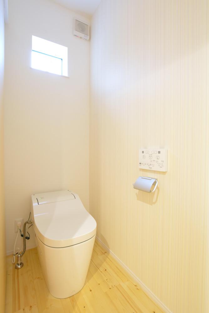 収納スペースを多く設けた注文住宅Simple Box18