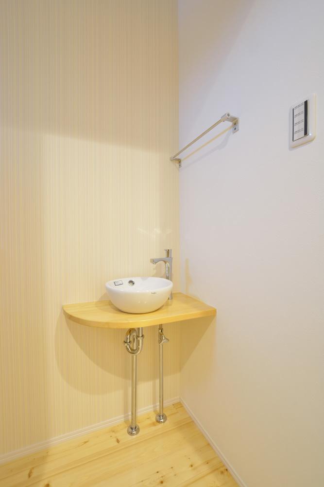 収納スペースを多く設けた注文住宅Simple Box19