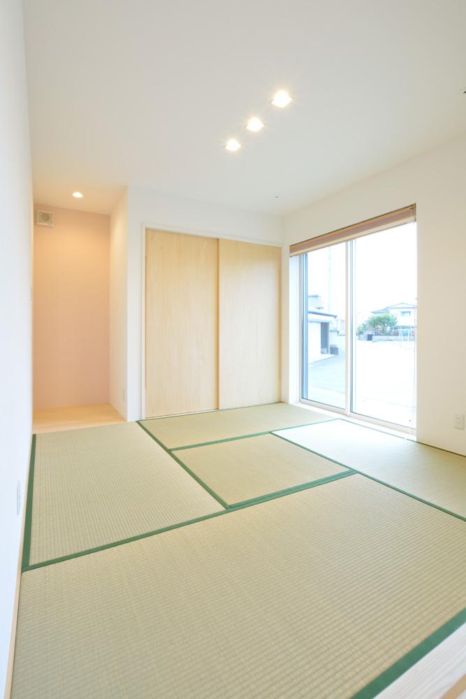 収納スペースを多く設けた注文住宅Simple Box08