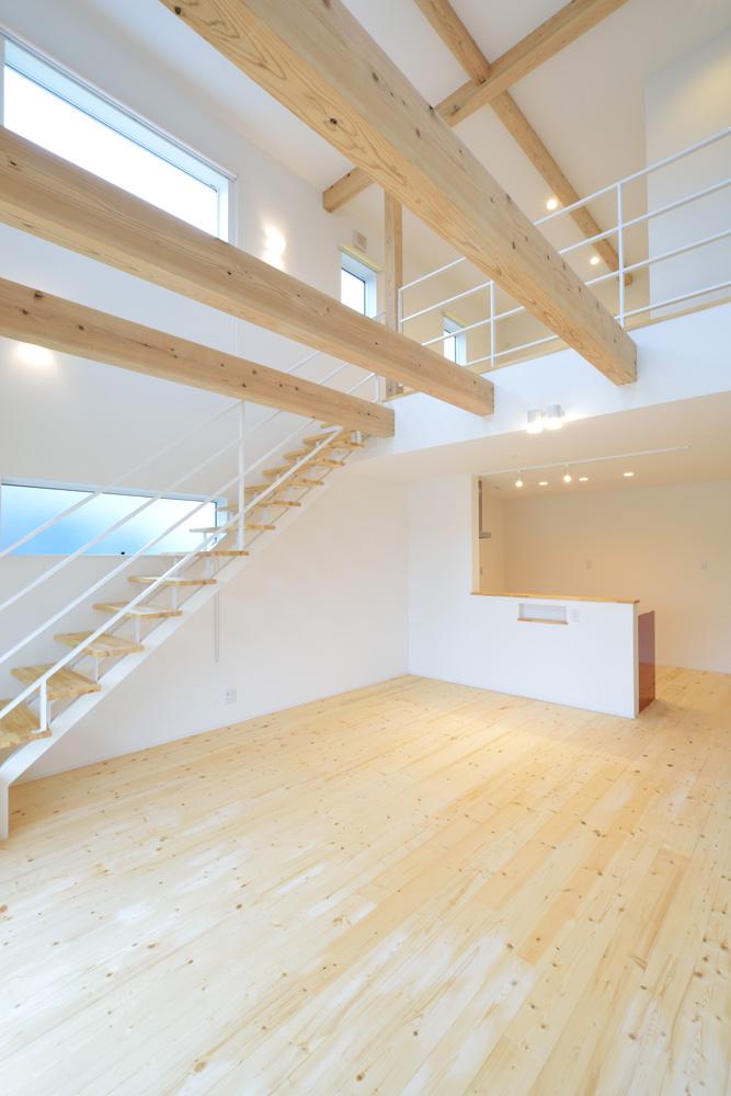 収納スペースを多く設けた注文住宅Simple Box11