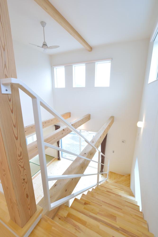 収納スペースを多く設けた注文住宅Simple Box13