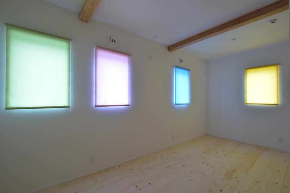 収納スペースを多く設けた注文住宅Simple Box17