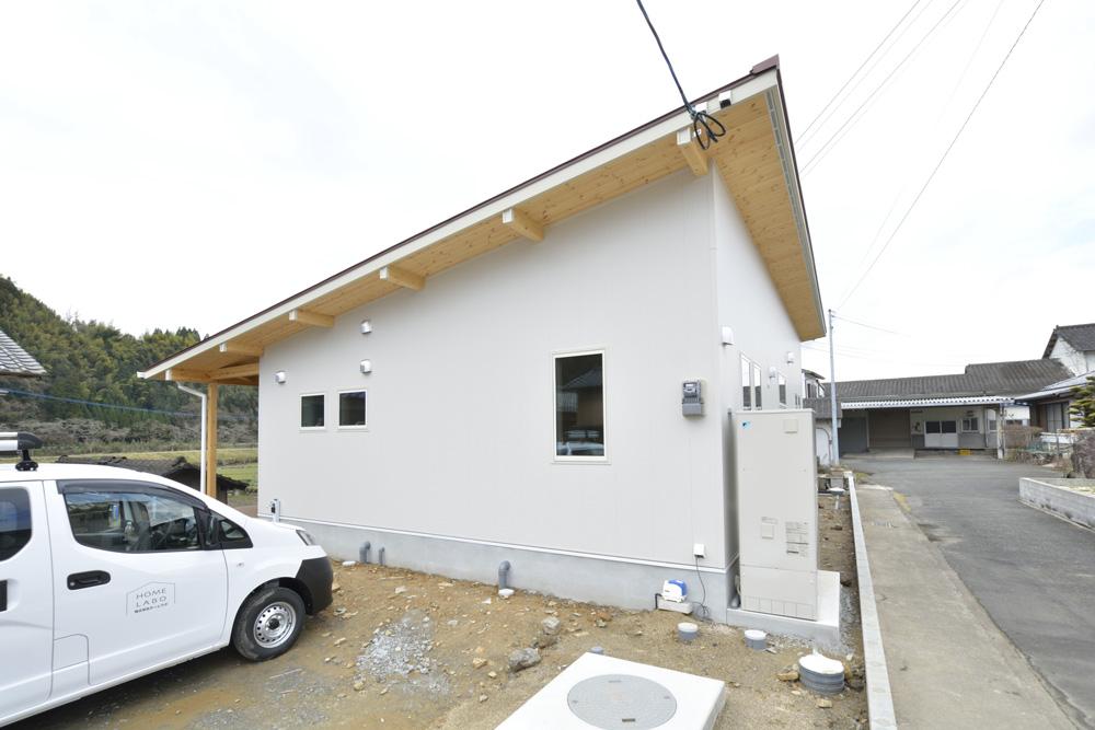 こだわりが沢山つまった平屋の注文住宅 白いCOVACO(コバコ)19
