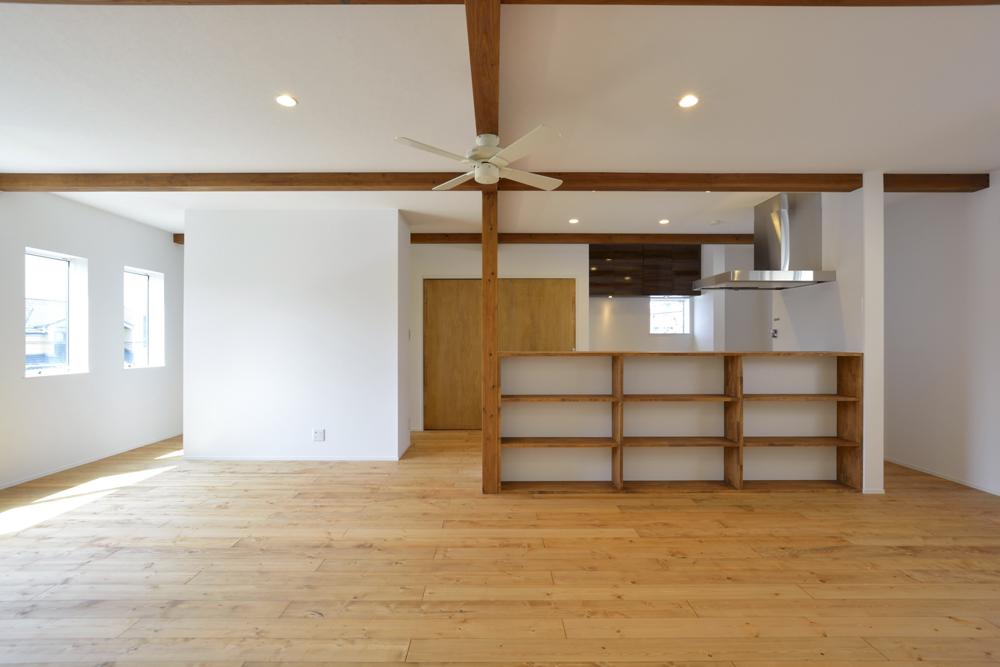 店舗+住まいの注文住宅Simple Box13