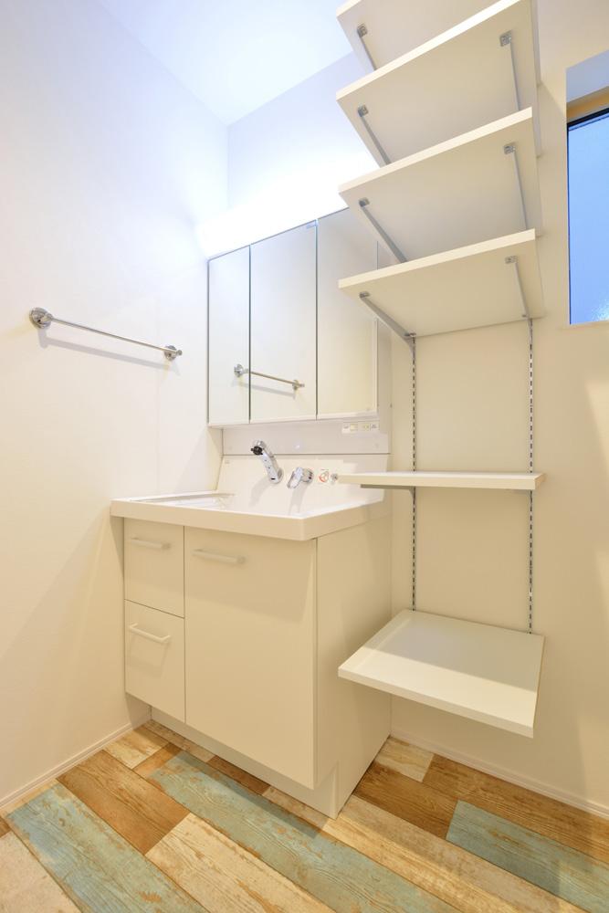 開放感と収納力にこだわった注文住宅Simple Box16