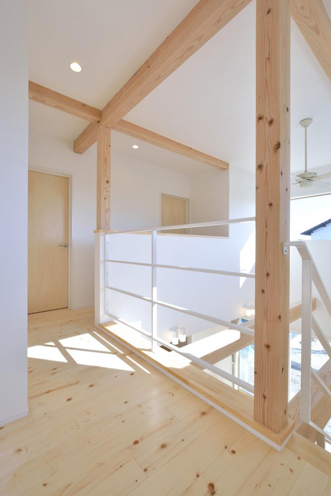 開放感と収納力にこだわった注文住宅Simple Box08