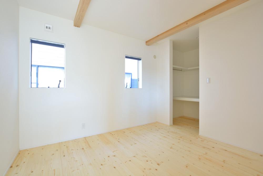 開放感と収納力にこだわった注文住宅Simple Box12